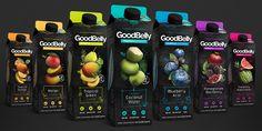 Goodbelly — The Dieline - Branding & Packaging