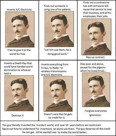 Nicholas Tesla - need more be said?