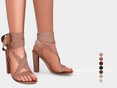 Nov 2019 - Dries Van Noten Heeled Sandals 1 item: - The Sims 4 Custom content and Tuto. - - Dries Van Noten Heeled Sandals 1 item: – The Sims 4 Custom content and Tutorials Source by ally_k_ Sims 4 Cc Packs, Sims 4 Mm Cc, The Sims 4 Pc, The Sims 4 Skin, Maxis, Sims 4 Mods Clothes, Sims 4 Clothing, Vêtement Harris Tweed, Los Sims 4 Mods
