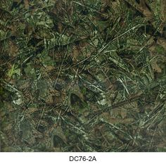Hydro dipping film camouflage pattern DC76-2A