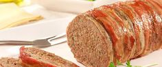 Copie a Receita de rocambole de carne com bacon - Receitas Supreme