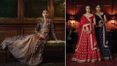 Brides-to-be, Sabyasachi's latest collection is all you've ever dreamed of
