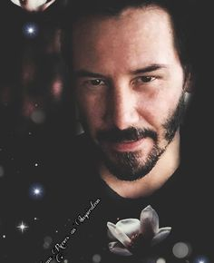 "Keanu ❤️VAVAVOOM MY LOVE... ""Perhaps the very fabric of you is so very familiar, that we are woven from the same thread"". I want the last thing I hear to be you whispering my name..."
