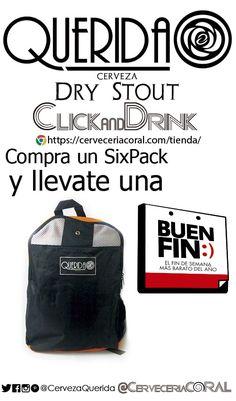 Por cada SixPack de compra se regala una mochila Backpacks, Shopping, Backpack, Backpacking