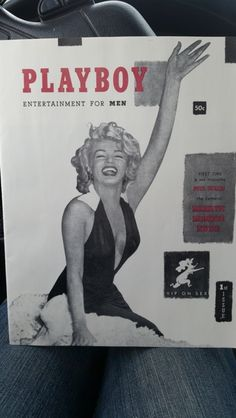 REDUCED GIN - Playboy #1 Marilyn Monroe Playboy 1st issue, This is the one that started it all!! Marilyn Monroe need i say more?? Excellent conditio
