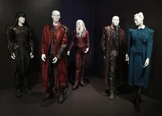 """Guardians of the Galaxy"" costumes by Costume Designer, Alexandra Byrne.  23rd Annual Art of Motion Picture Costume Design at the FIDM Museum - Tyranny of Style"