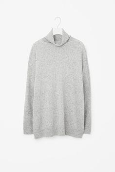 COS | Roll-neck merino jumper