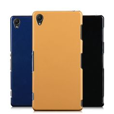Pearl Glossy Case for Xperia Z3, Jelly Colorful Ultra-thin Back Shell Case for Sony Xperia Z3