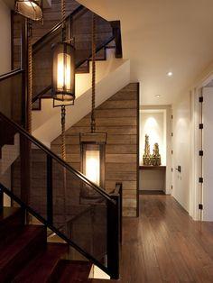 The Hillside House, Modern Staircase, San Francisco
