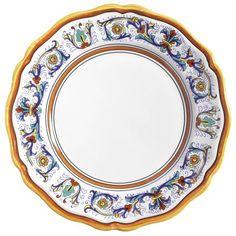 Nova Deruta Plates, available at #surlatable