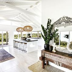 """Our entry at """"The Grove"""" is always so inviting to come home to. If you are interested in Holiday rental please contact @byronbayholidayrentals Limited availability If you are interested in getting married here please send an email to thegrovebyronbay@yahoo.com.au"""