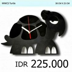 MWCS Turtle - GALLERY JAM DINDING UNIK 2068859f3a