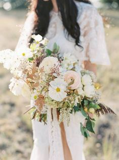 Best of 2017 | 21 of our favourite bridal bouquets via Magnolia Rouge