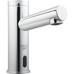 Kohler Gooseneck SingleHole Touchless Hybrid Energy CellPowered - Commercial bathroom faucets touchless