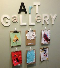 Art Gallery from Only About Children's Facebook page