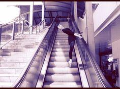 Me along An elevator on Ayala :) #dance #danceforeveryreason #ballet #love #ballerina #pointe #shoes #dancer   (C) Ej Zoleta