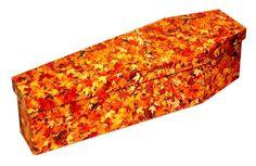 Eco Coffins, LifeArt Personalized Eco Coffins, custom designed cardboard eco coffins