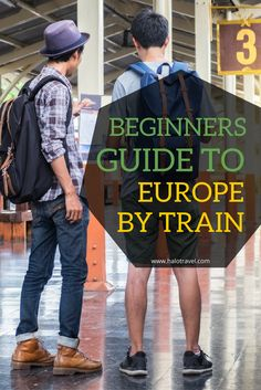 Train travel in Europe is often seen as a unique travel experience. Our beginner's guide to train travel in Europe will give you a general idea how to get inspired, plan, and travel in Europe by trai Travel Info, Travel Advice, Travel Guides, Travel Tips, Travel Hacks, Cheap Travel, Europe Train Travel, Italy Travel, European Vacation