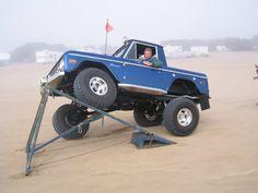 flexing at sand lake