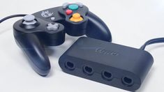 Nintendo Made A GameCube Controller Adapter For Wii U