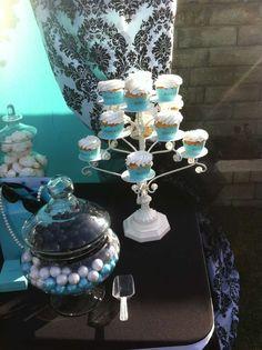 Breakfast at Tiffany's Birthday Party Ideas   Photo 12 of 18   Catch My Party