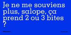 Je ne me souviens plus, salope, ça prend 2 ou 3 bites ? Naughty Quotes, Funny Quotes, Mots Forts, Womens Health Magazine, Guide To The Galaxy, Health Trends, Just Smile, Picture Quotes