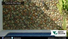Perdura Stone PIEDRA DE MAR IXTAPA  #aconsacr #piedrasdecorativas #acabados #enchapes