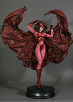 Scarlet Witch Variant statue WEBSITE EXCLUSIVE - Bowen Designs
