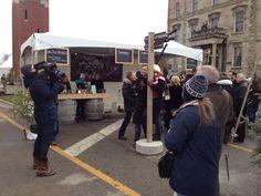 Niagara Icewine Festival 2013 Street View, Events, Happenings