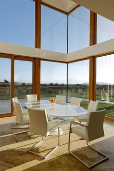 Longacres House by Damien Murtagh Architects (12)