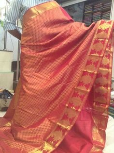 OUR #kanjivaram #saree #call 09755425339 #buy online