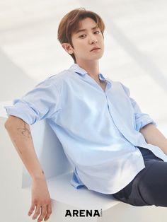 Park Chanyeol Exo, Baekhyun, Ideal Boyfriend, Just Video, Taecyeon, Black Aesthetic Wallpaper, Pop Bands, Chanbaek, Winwin