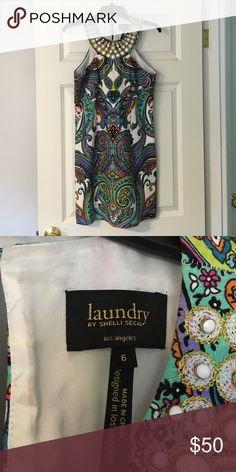 Dress Laundry by Shelli Segal dress Laundry by Shelli Segal Dresses Mini