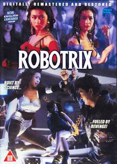 Robotrix 1991 Dual Audio Movie Free Download
