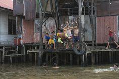 Banjarmasin young boys by Adolfo Perez Coronado Dont Disturb, Borneo, Young Boys, Baby Boys