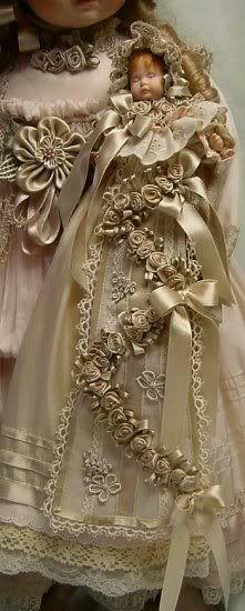 Beautiful lace, beautiful doll ❤ | Beautiful things I love ❦)