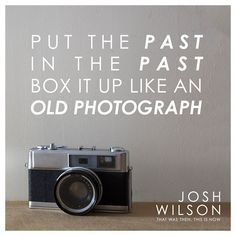 That Was Then This Is Now By Josh Wilson My Love Song