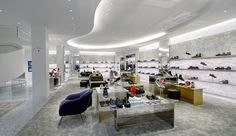 Barneys is growing in the City By The Bay, thanks to the newest addition to its family: a men's-only addition to our Barneys San Francisco flagship.
