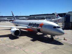 Jetstar Pacific Boeing 787-8 Dreamliner