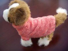 Dog clotheslittle dog clothes  a peach coloured by CUTIEDOG, £10.00