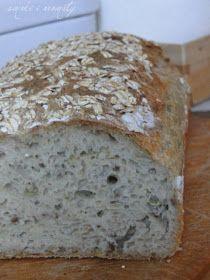 Tym razem chleba nie piekłam w garnku, jak to często ostatnio bywało. Tym razem upiekłam chleb, który powstał znienacka, a właściwie...