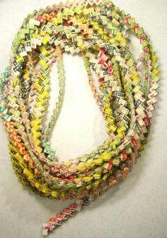 gum wrap chains