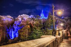 The Beast's Castle at Night | Flickr - Photo Sharing!