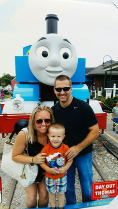 Day with Thomas 2016
