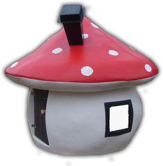 Sieni-leikkimökki 1300€