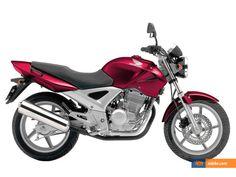 2004 Honda CBF 250
