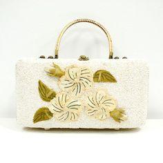 '40s Beaded Handbag, $66, now featured on Fab.