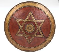 "King David's ""Shield"" from the film in which Richard Gere portayed King David.  ""Thou O Lord Art a Shield for me"""