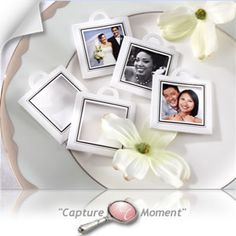 Captured Moment Photo Frame Tag Photo Frame Tag] : Wholesale Wedding Supplies, Discount Wedding Favors, Party Favors, and Bulk Event Supplies Candy Wedding Favors, Elegant Wedding Favors, Wedding Favors Cheap, Bridal Shower Favors, Unique Weddings, Wedding Ideas, Cheap Favors, Wedding 2015, Wedding Inspiration