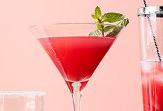 Watermelon Mint Martini